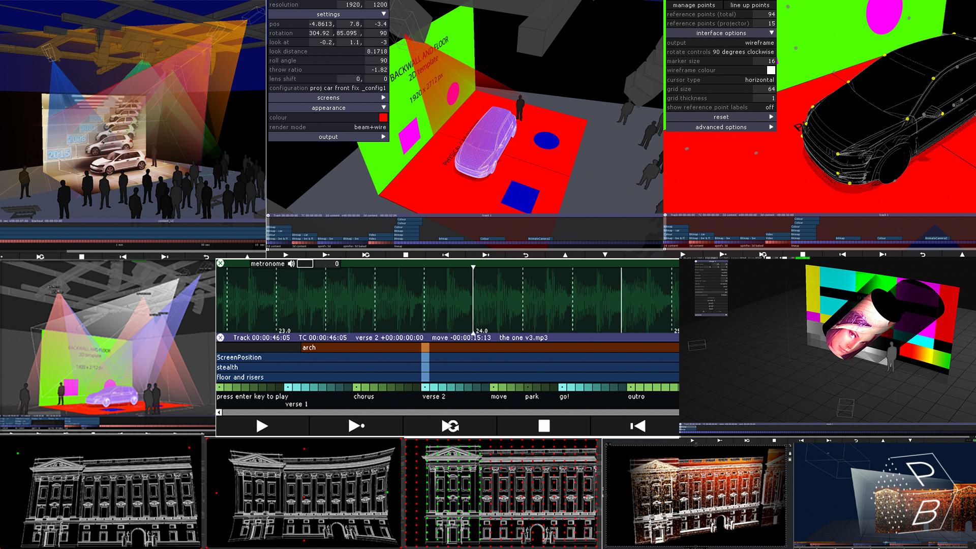 D3 productionsuite