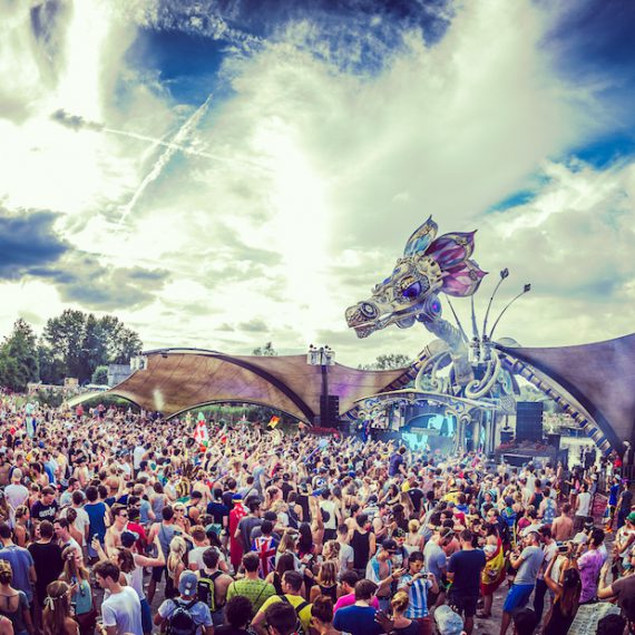 KLINGANDE Tomorrowland