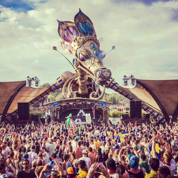 KLINGANDE Tomorrowland